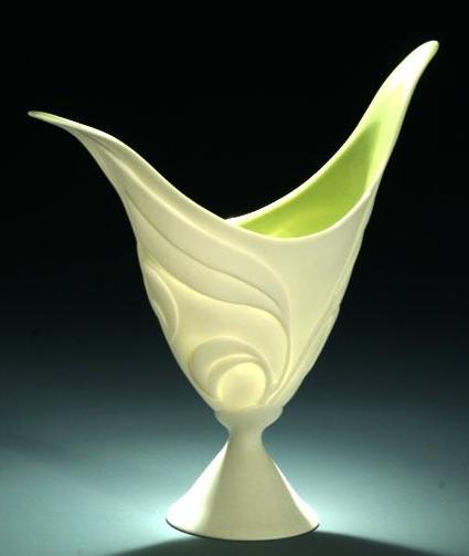 Gorgeous vase by Antoinette